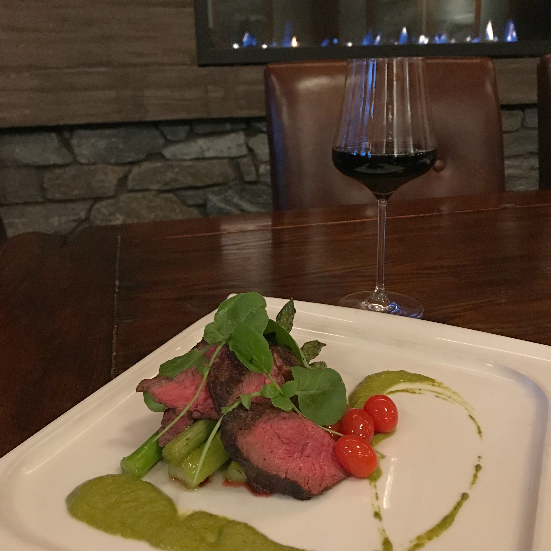 Kingfisher Restaurant - Beef Bavette